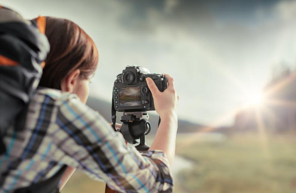 Digifotograafia aabits algajatele ja edasijõudnutele