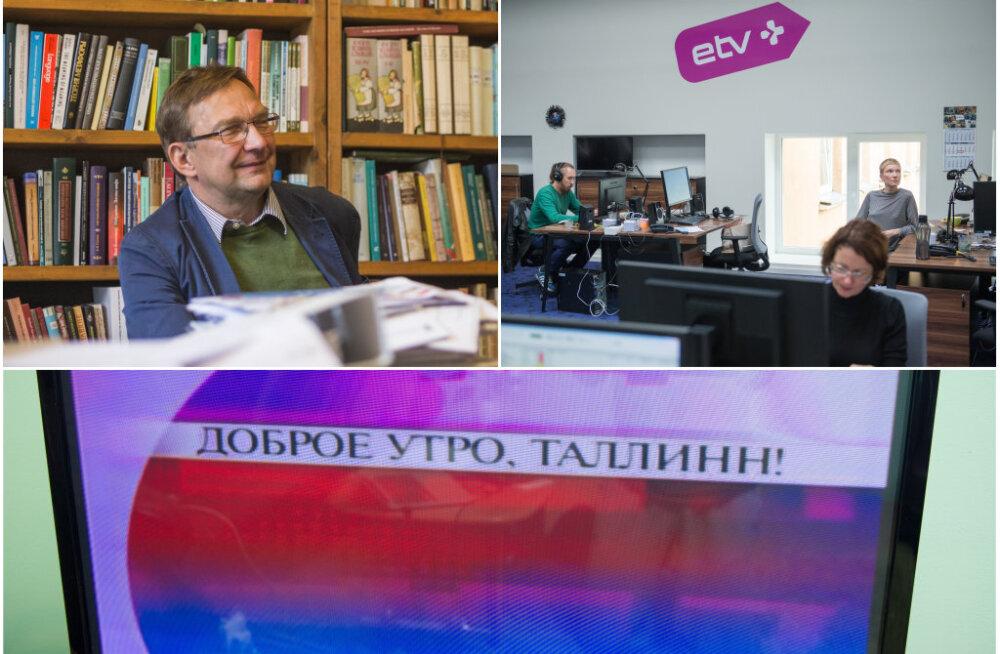 Urmas Sutrop: ETV+ juhid ja tegijad elavad mullis või mugavustsoonis ega taha midagi muuta. Mis oleks lahendus?
