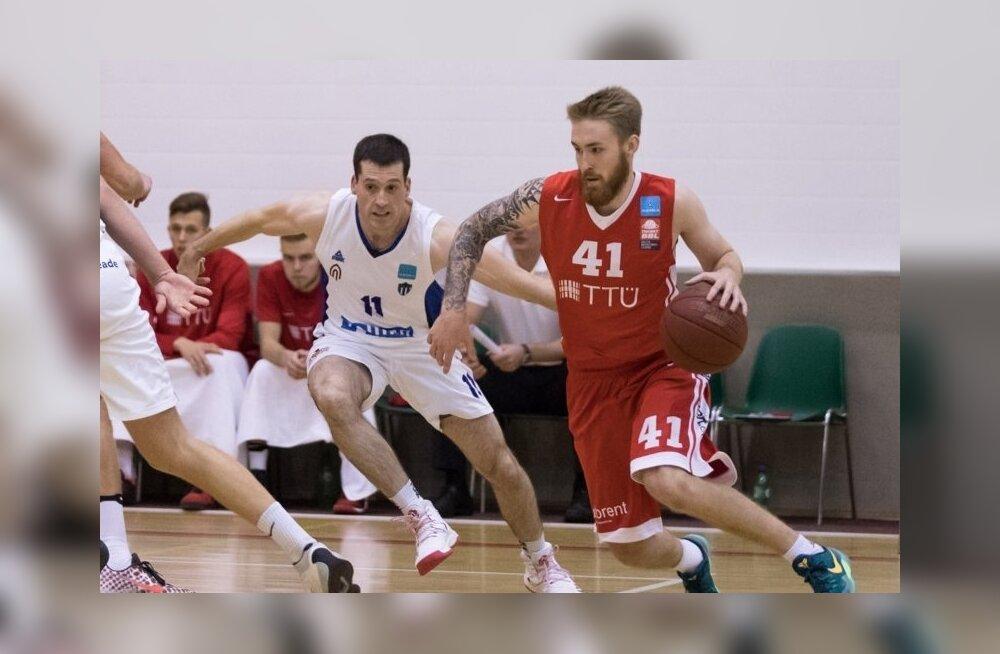 TLÜ/Kalev vs TTÜ