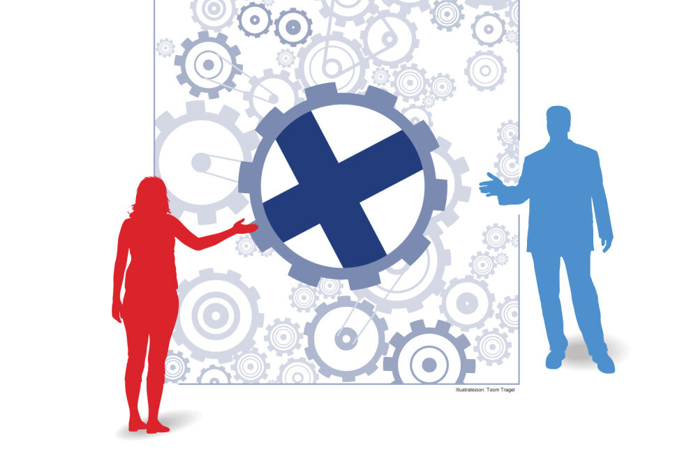 Türklanna ja eestlase kolm aastat vintsutusi Soome bürokraatiahammasrataste vahel, et lõpuks kokku saada