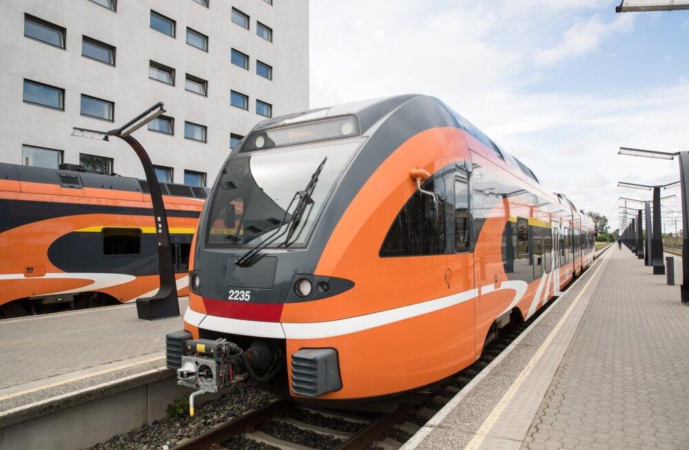 Rongisõit Pärnu, Tootsi