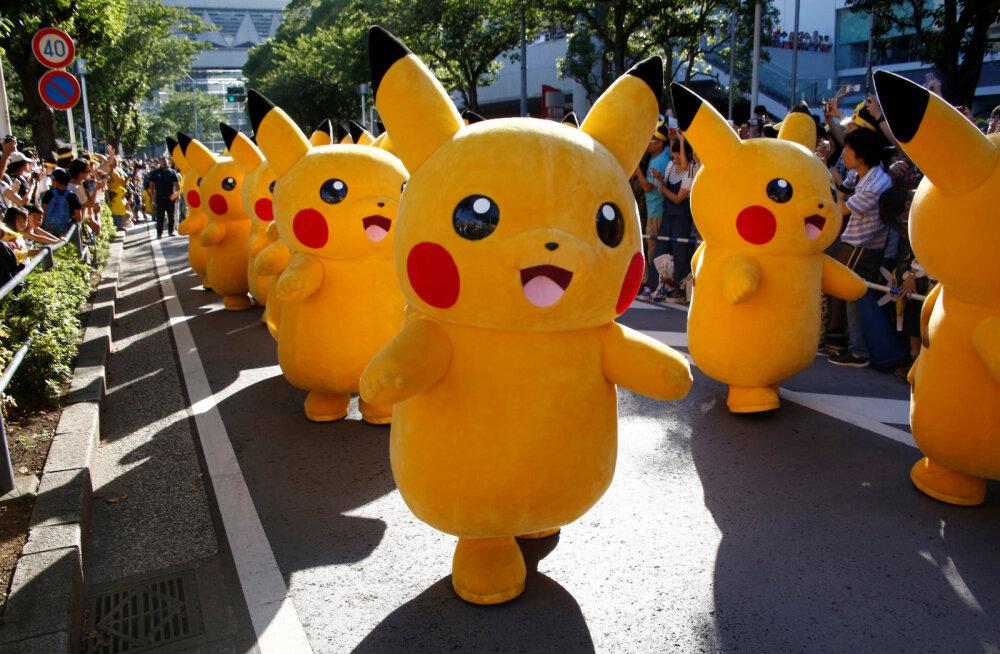 Üleilmse hulluse algusest möödus aasta: kui palju Pokémon Gol veel üldse mängijaid järel on?