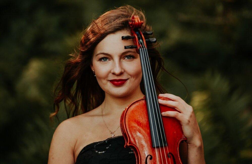 Muusikute perest pärit viiuldaja Linda-Anette Verte: just kiire meelelahutuse ajastul on oluline tegeleda ja saada osa ka asjadest, mis ei ole ühe nupuvajutuse kaugusel