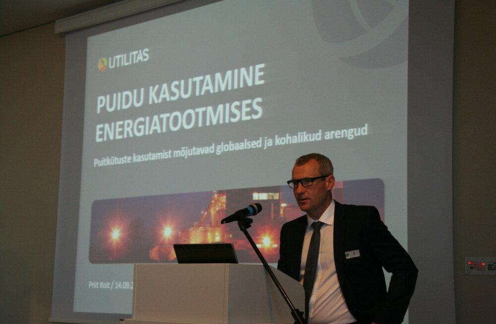 Kogu Eesti energia võiks aastal 2030 tulla taastuvatest allikatest