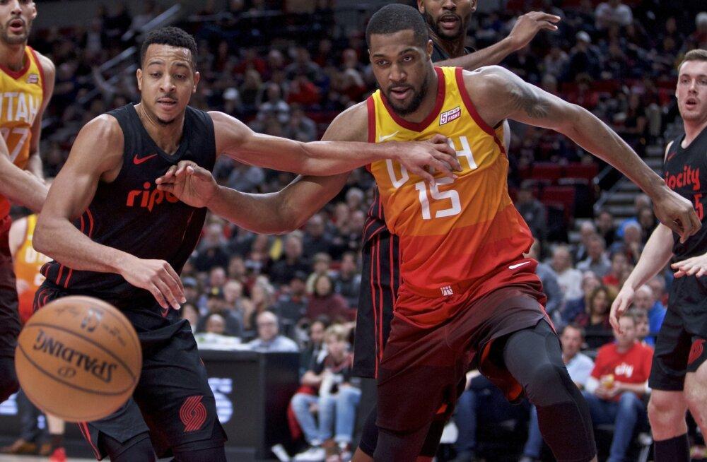 Kaheksa aasta parima võidusoone leidnud Utah Jazz üritab play-offi rongile jõuda