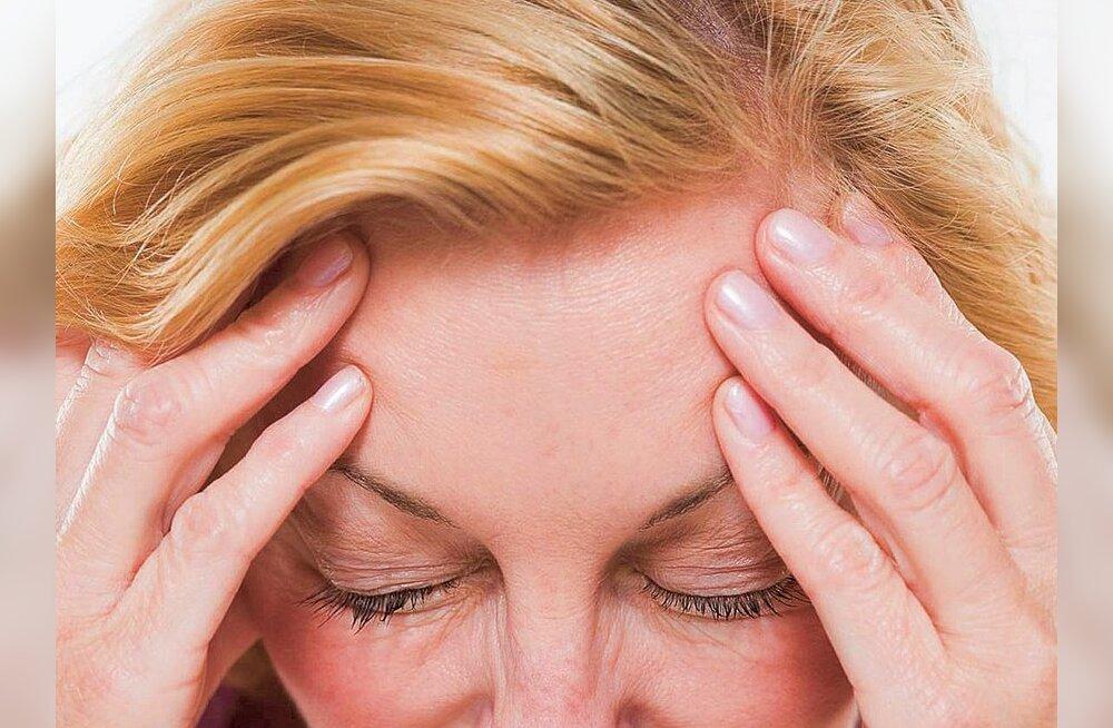ajuvereringe häired