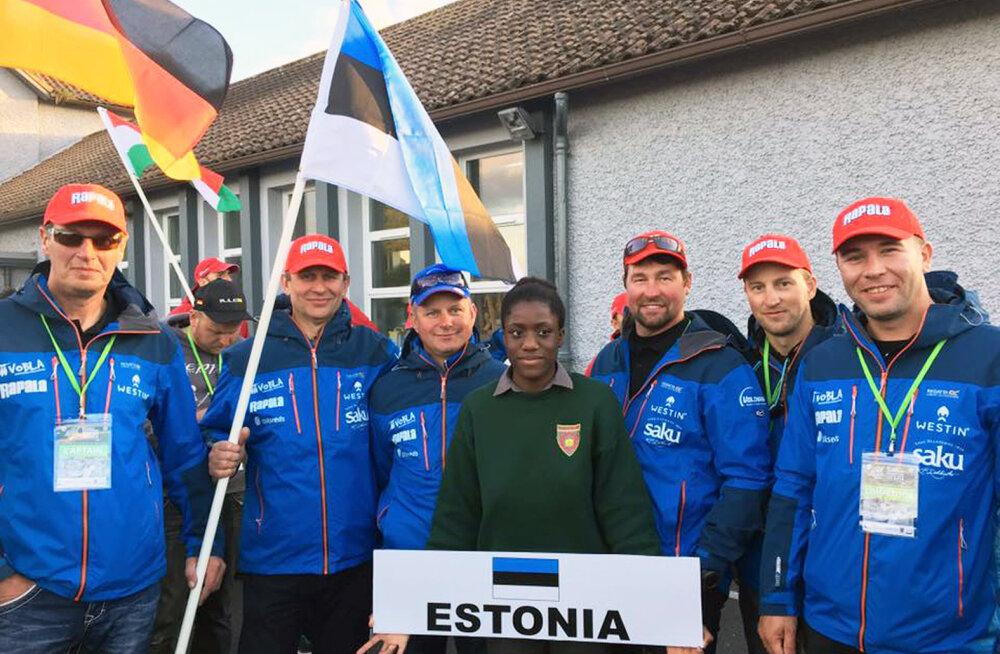 Algavad spinningupüügi MMi Eesti kvalifikatsioonivõistlused