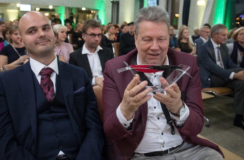 Eesti Kultuurkapitali helikunsti sihtkapitali ja Eesti Muusikanõukogu aastapreemiad
