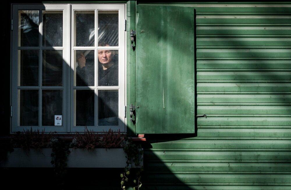 Tippkokk Roman Zaštšerinski oma avamata restorani aknal