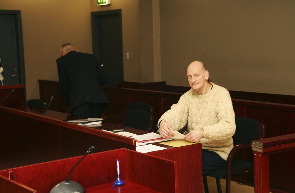 Kohus mõistis taas süüdi kurikuulsa pedofiili Jüri Rosina