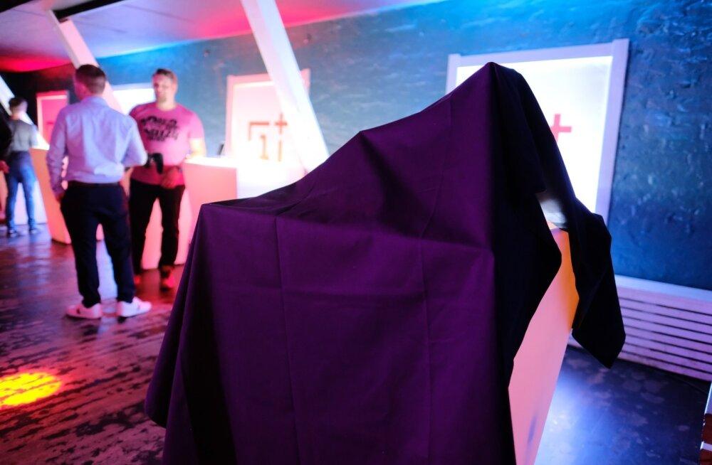 Oneplus 6 tutvustav üritus Helsingis