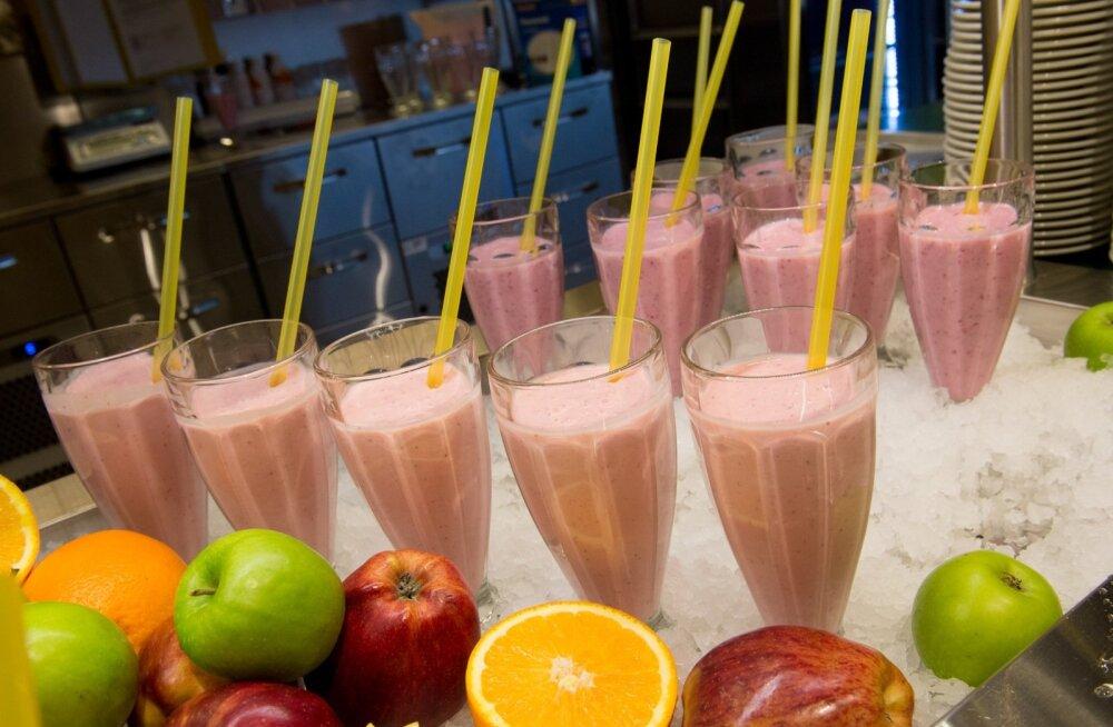 Учащиеся — за здоровую пищу в школьных буфетах: нужно улучшить выбор и подачу