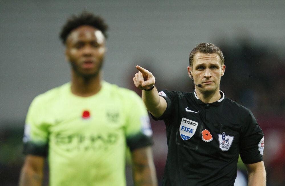 Eesti – Soome Rahvuste liiga kohtumist teenindab Premier League'i kohtunik