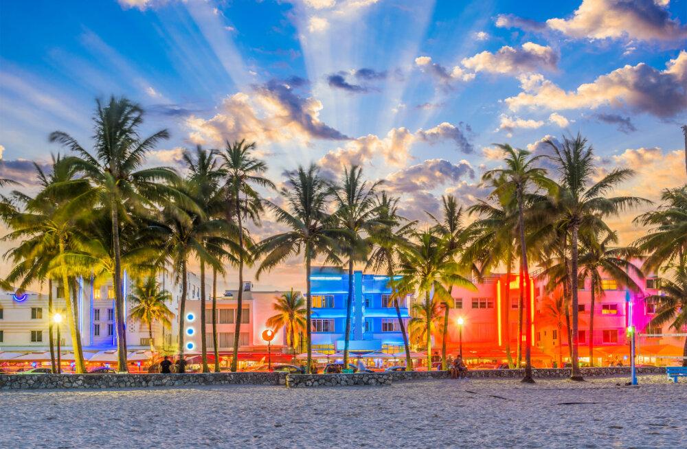 Kuldse Florida päikese alla: lennud Miamisse Stockholmist (Lufthansaga!) ja Helsingist megaheade hindadega