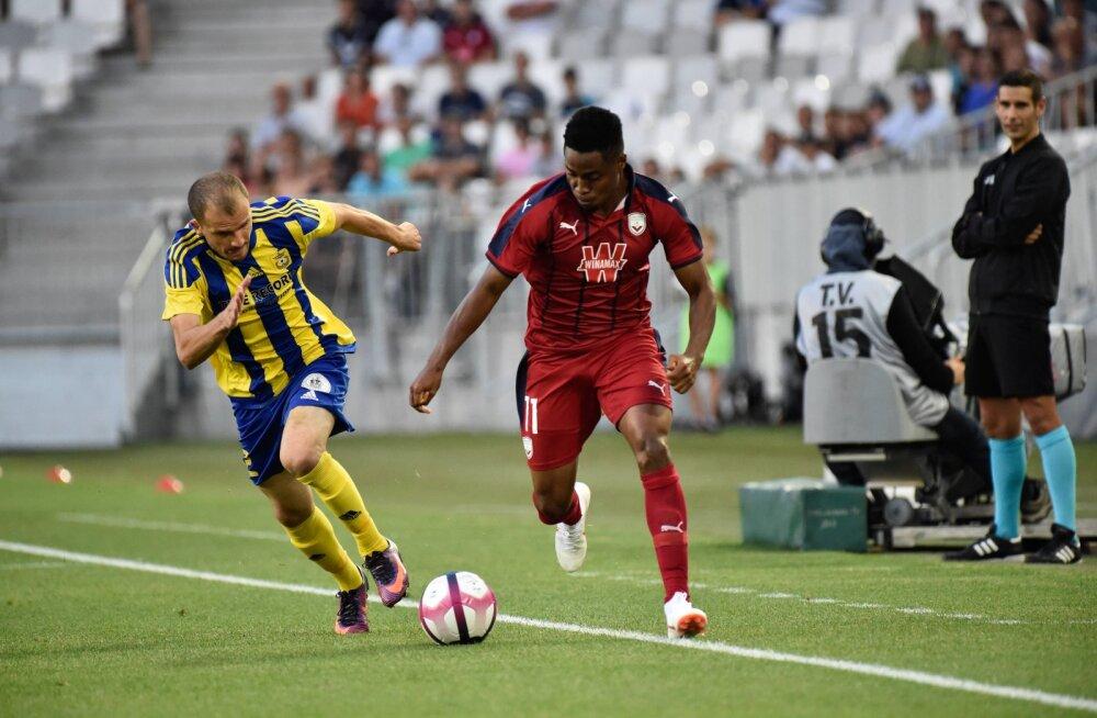 UEFA arestis kahe Läti klubi eurorahad