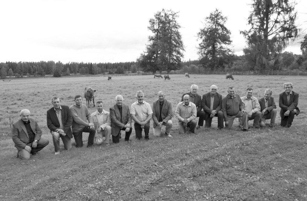 Aasta Põllumeeste Klubi asutamine Kurgjal, 2015.