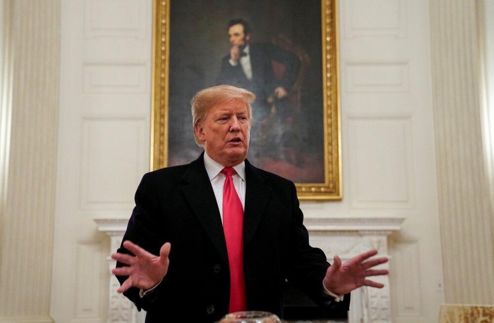New York Times: Trump on avaldanud korduvalt soovi NATO-st välja astuda