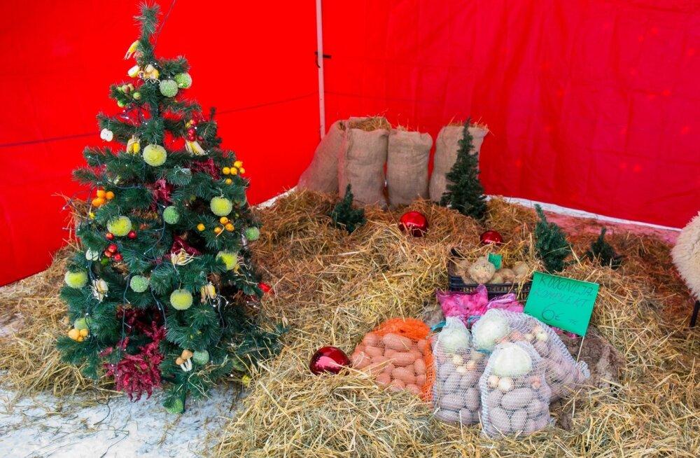 GRAAFIKUD | Eesti inimesed kulutavad jõuluostudele keskmiselt 17% leibkonna sissetulekust