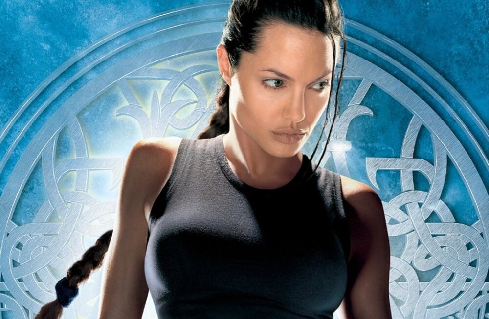 Angelina Jolie (as Lara Croft)