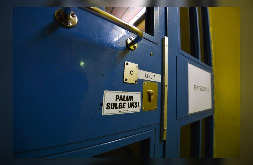 Tallinna Vangla uks