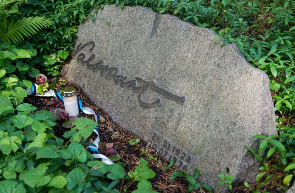 Teletöötajad Metsakalmistul