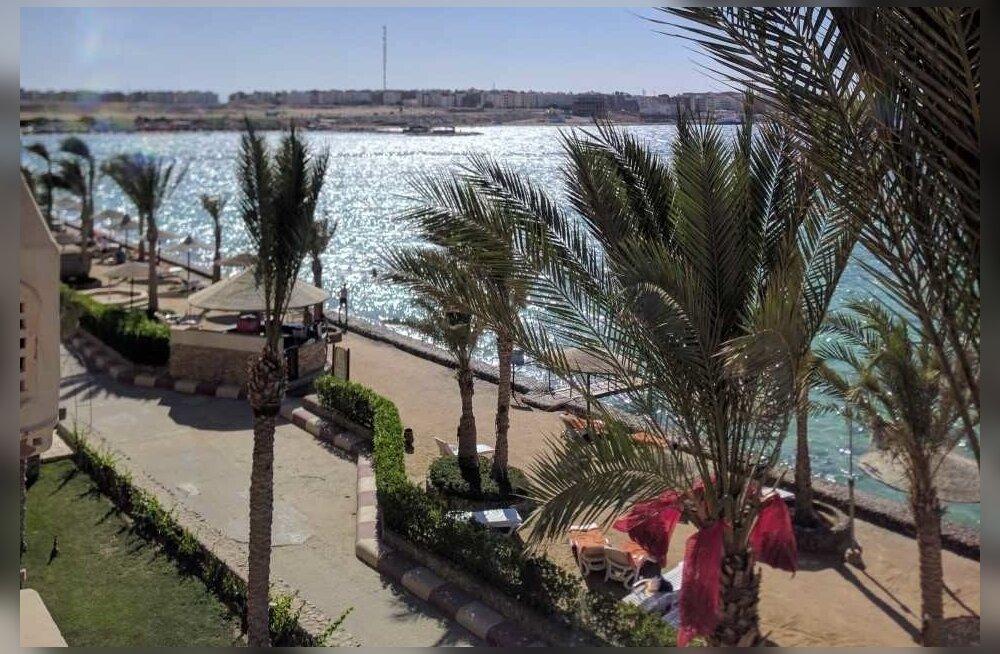 Hurghada päev pärast rünnakut