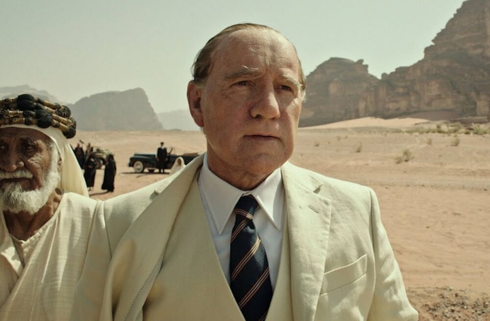 """Rollist kõrvaldatud Kevin Spacey jäi thrilleri """"Kogu maailma raha"""" ühte stseeni ikkagi sisse"""