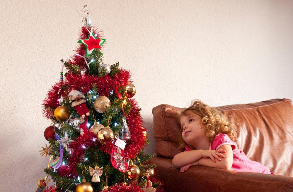 Как испортить ребенку Новый год
