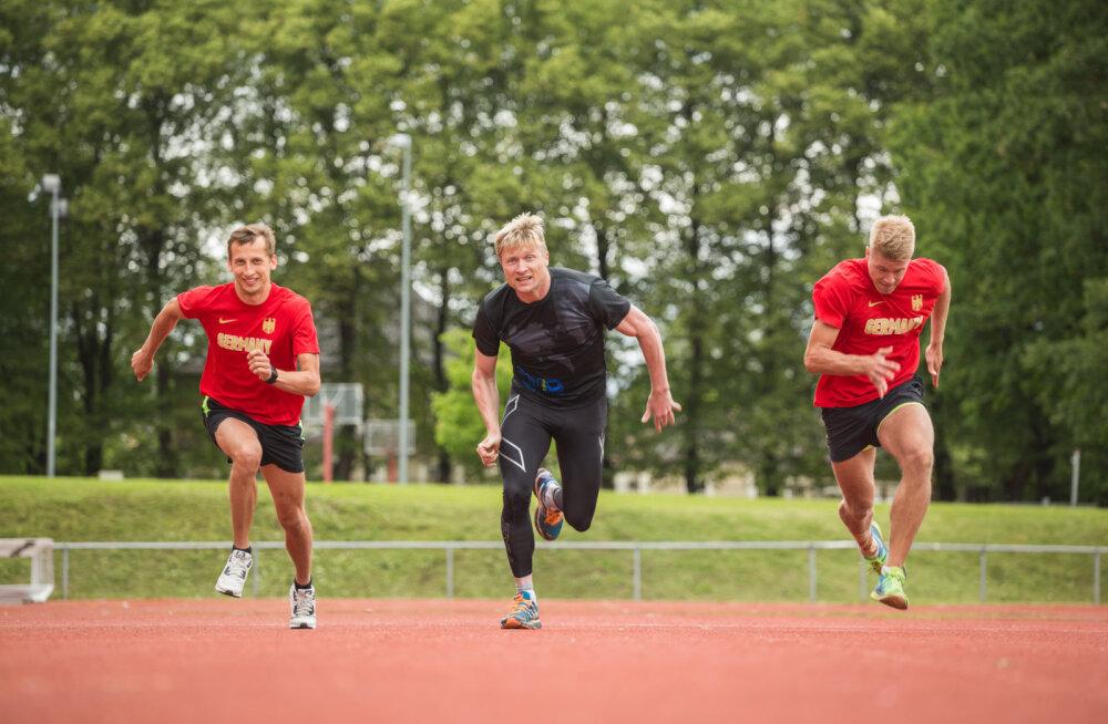 TÖÖKOHASPORDIKUU MISSIOON: Marti Soosaar: sportimine tööaja vahel annab energiat ja aitab mõtteid koguda