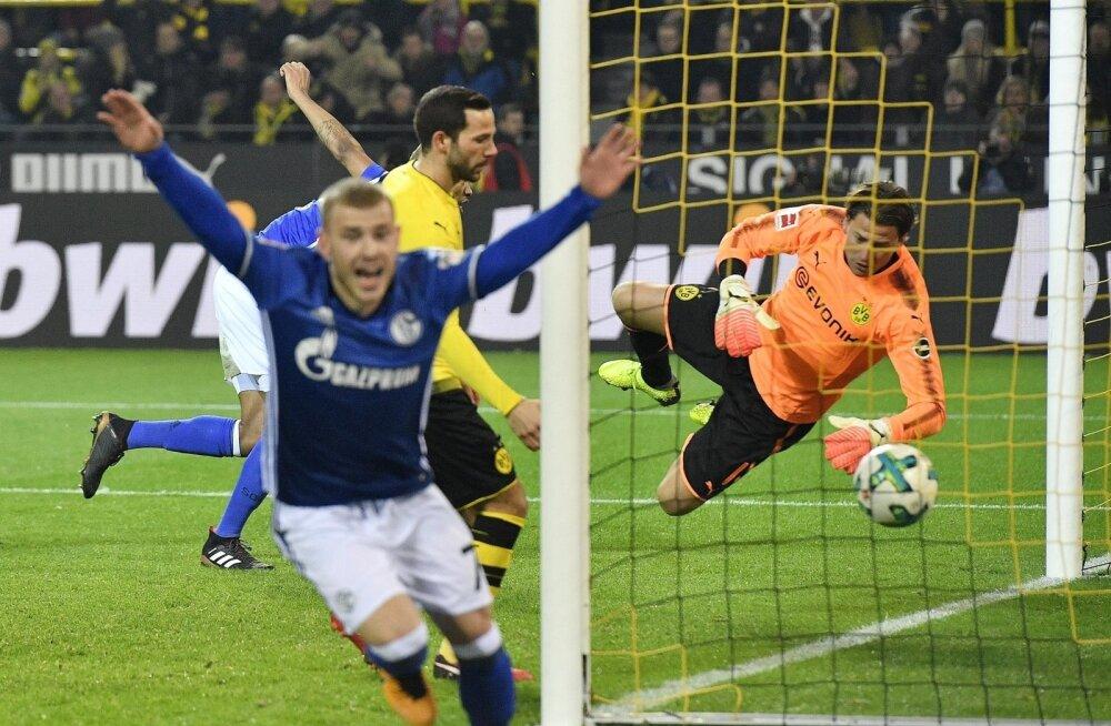 Borussia vs Schalke