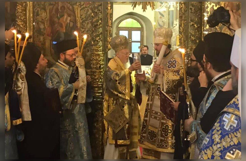 Томос вручен: завершилась процедура создания автокефальной церкви Украины