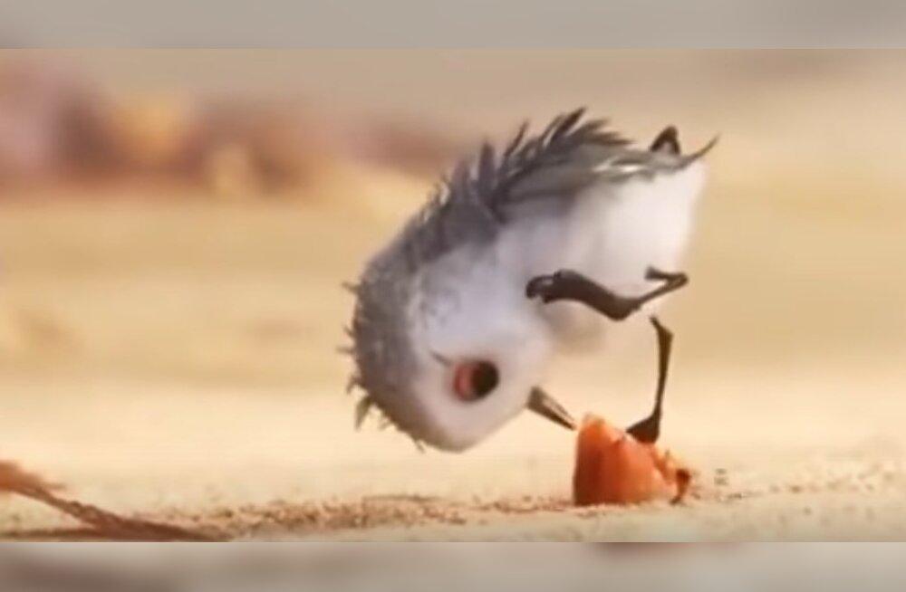 VIDEO: Animatsioonistuudio Pixar andis välja tõeliselt liigutava ja armsa lühifilmi