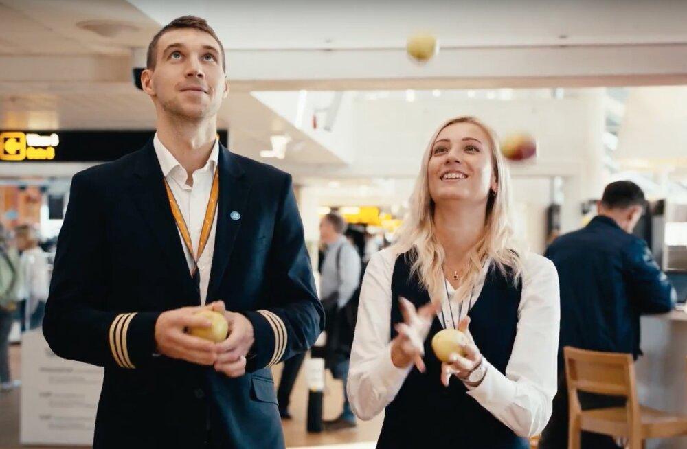 REKORDIAASTA LAINEL | Tallinna lennujaamal on täna sünnipäev — täitugu tal sel aastal 3 miljonit reisijat!