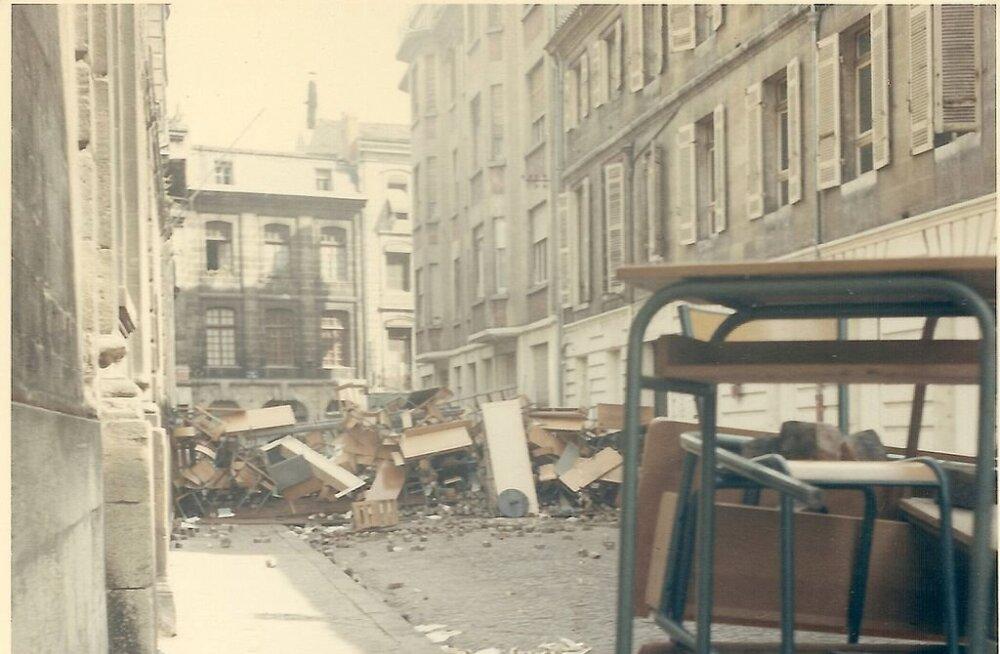 Üliõpilase ja järsu olekuga ministri juhukohtumine viis Prantsusmaa 1968. aastal kaose äärele