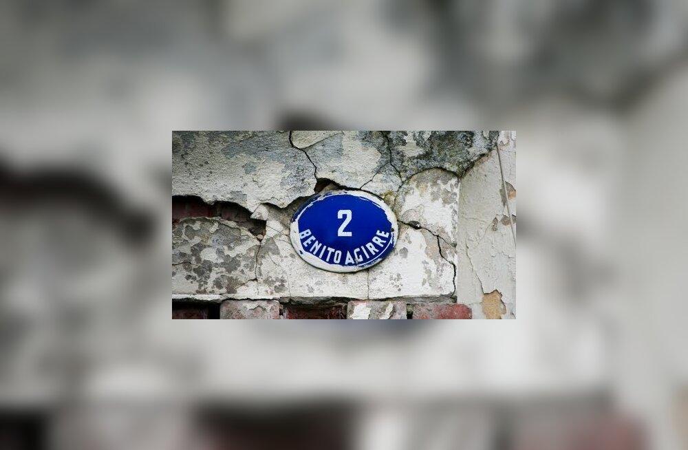 Huvitavad tänavanimed: Eestis asub tänav, mis on pühendatud hispaania noormehele