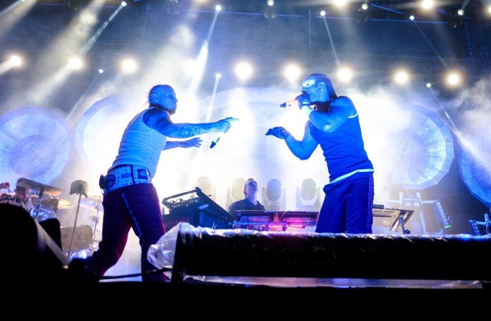 The Prodigy kontsert Õllesummeril