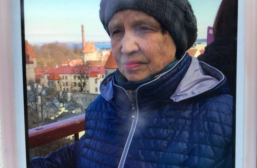 ФОТО: Полиция продолжает поиски 77-летней Антонины