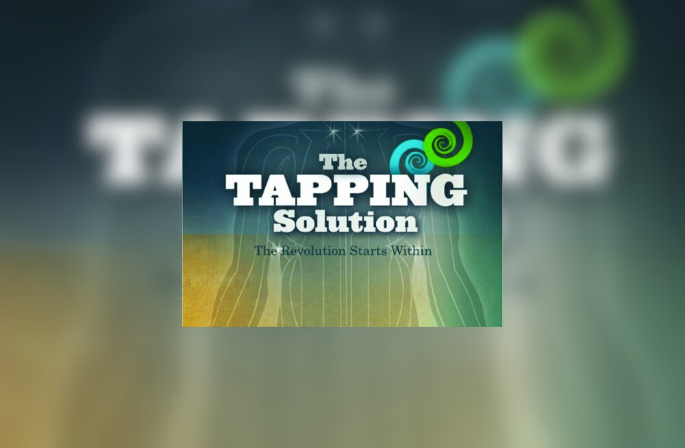 "Nick Ortneri raamat ""The Tapping Solution"""