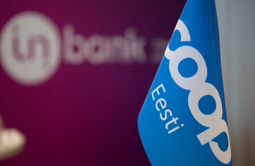 Coop ja Inbank ostsid osaluse Krediidipangas