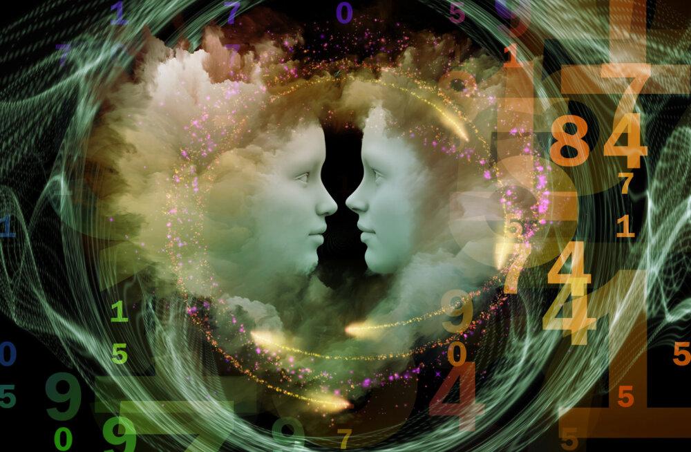 Salapärane numbrimaagia: vaimne maailm kõneleb sinuga läbi numbrite