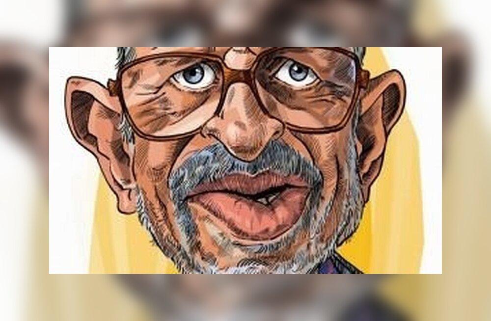 MAALEHE ARHIIVIST | Teet Kallas: ma pole veel välja kujunenud!