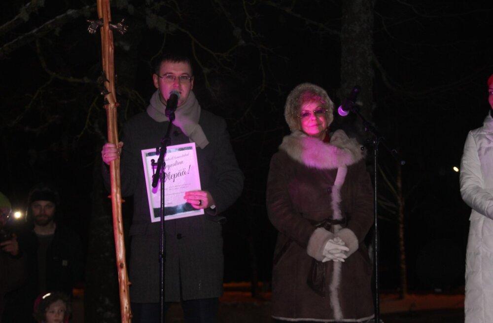 Таллинн передал Отепя титул зимней столицы
