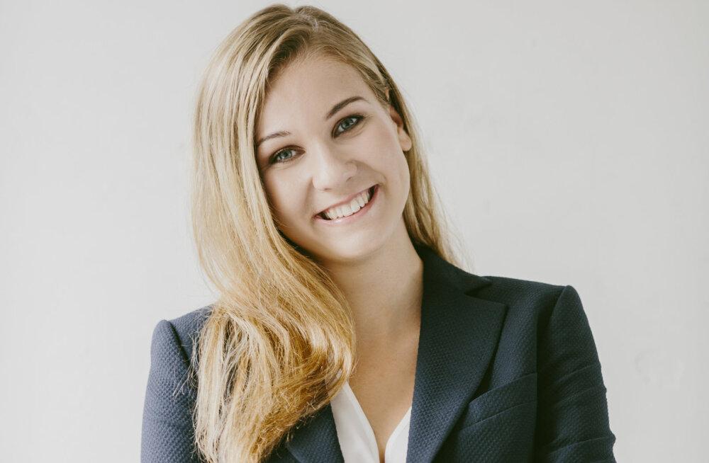 EBSikas Evely Kaasiku: igat <em>start-up</em>'erit saadab kolm igapäevast küsimust