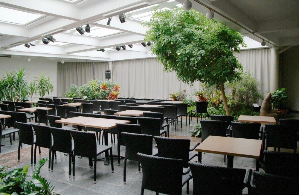 Estonia talveaia kohvik