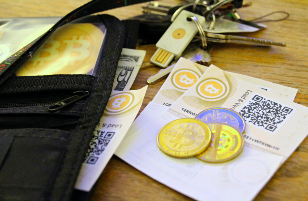Bitcoini kaevandamine on praegu kullaauk isegi algajale