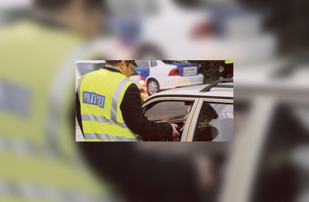 4249ae5f613 Viljandi politsei pidas esimesel koolipäeval kinni ohtliku kihutaja