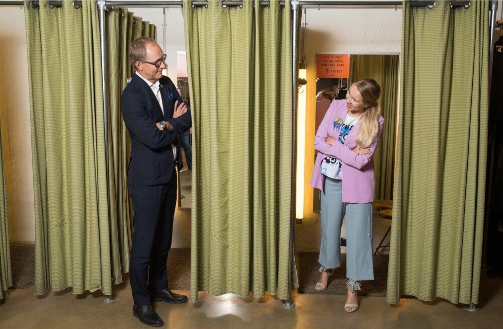 Meelis Milder ja Mari-Liis Küppar otsivad Baltikale tulevikuks sobivat lihtsamat ärimudelit.