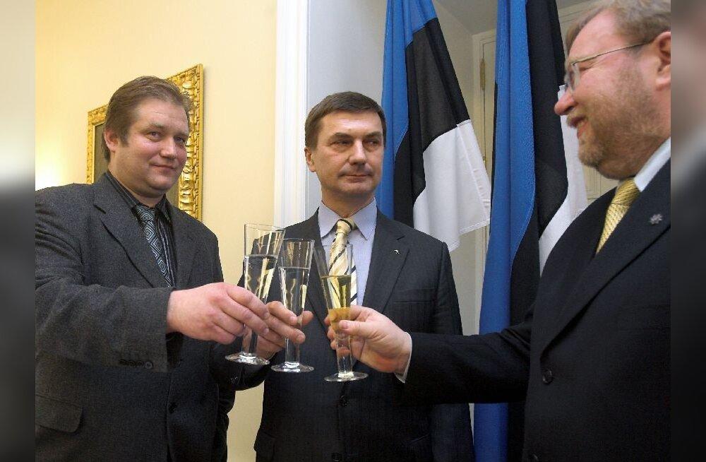 Reform tervitas partnerite otsust tagasi tõmbuda