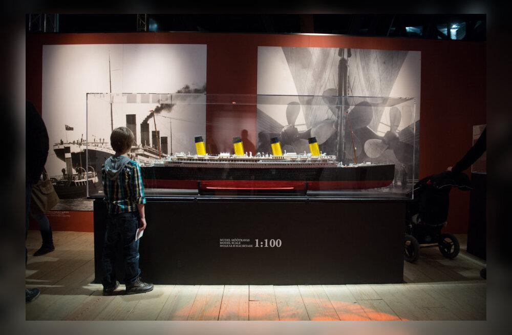 Enneolematu muuseumimenu: Titanicu näitusel on käinud 200 000 inimest