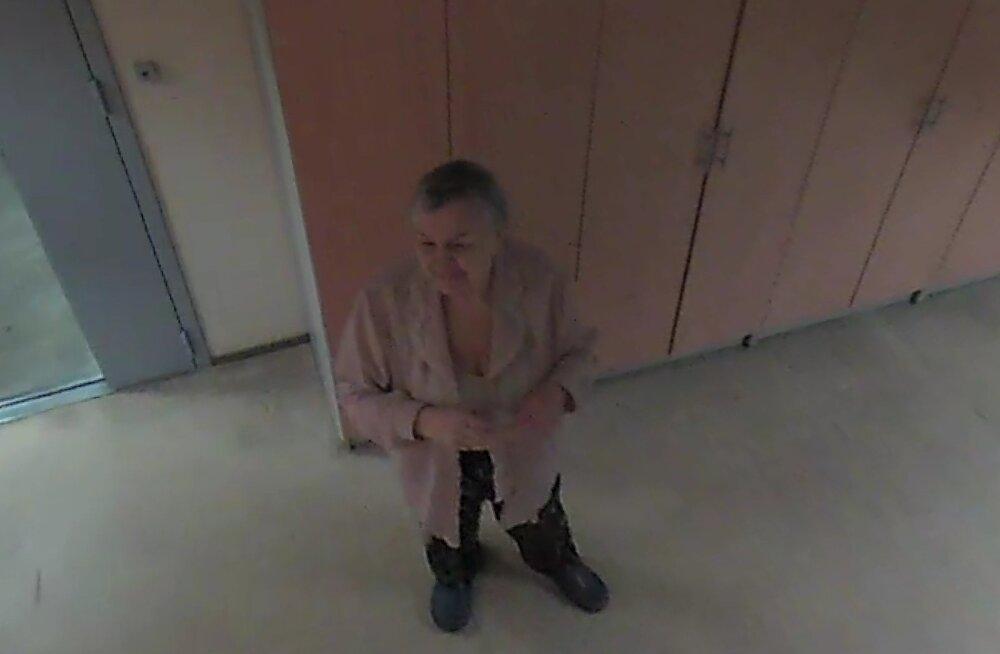 FOTO | Politsei otsib Tallinnas Merimetsas kaduma läinud 76-aastast Nadezhdat